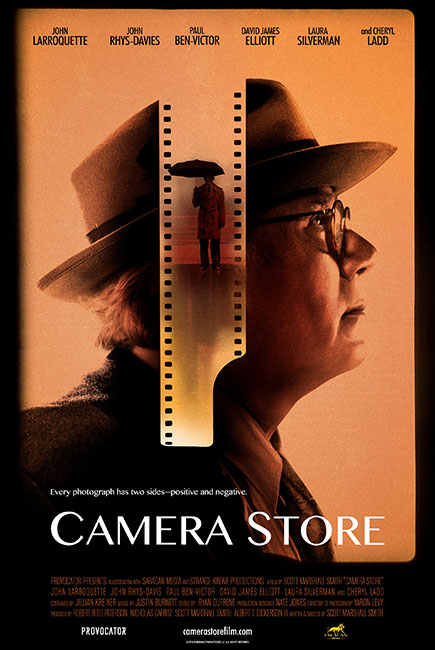 Camera Store Film - Official Poster Artwork 2016